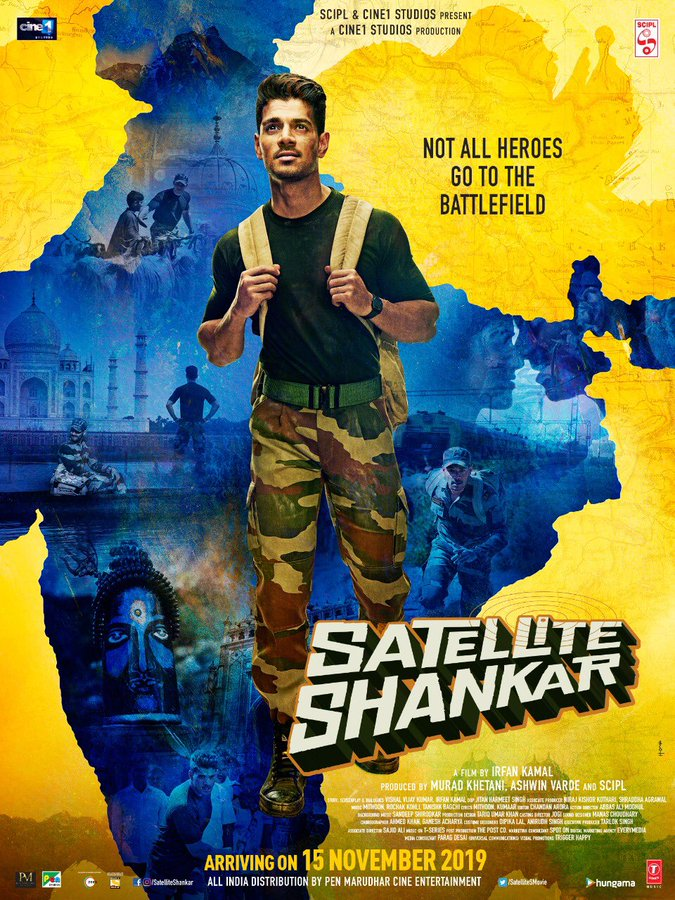 Satellite Shankar 2019 Hindi Movie 720p HDRip 800MB Download