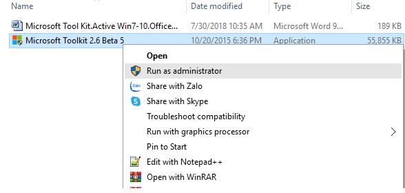 Microsoft-Toolkit-2-6-7