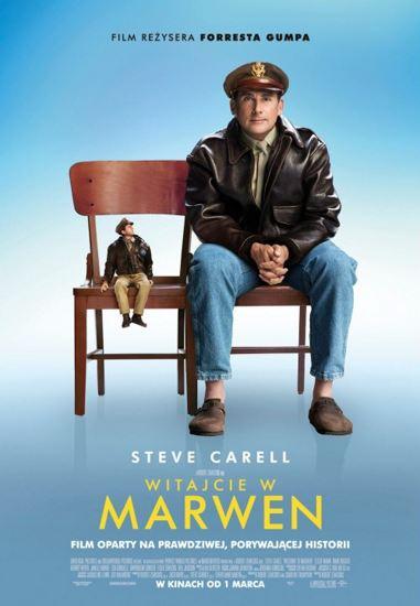 Witajcie w Marwen / Welcome to Marwen (2018) PL.AC3.DVDRip.XviD-GR4PE | Lektor PL