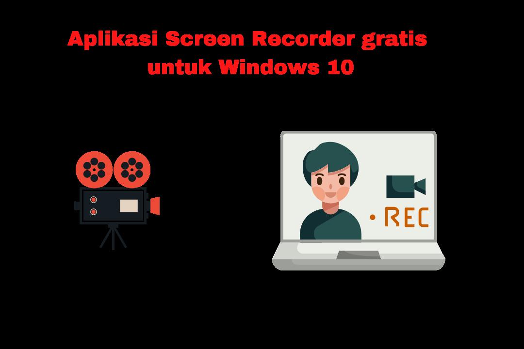 aplikasi perekam layar windows