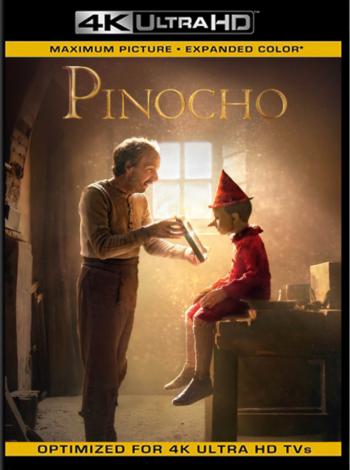 Pinocho (2019) BDRip [2160p 4K] Latino [GoogleDrive] [zgnrips]