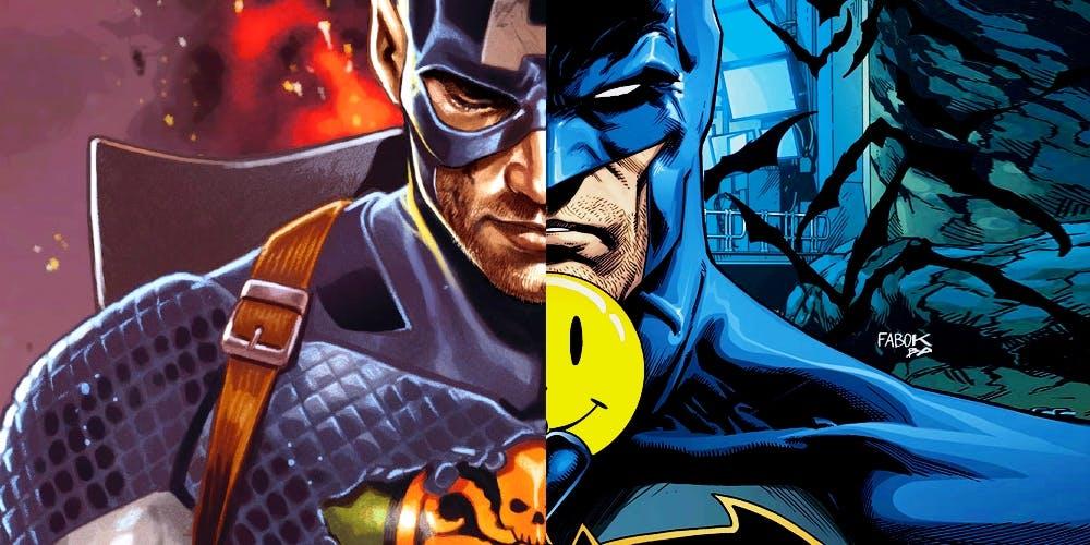 Secret-Empire-vs-Batman-Best-Selling-Comic