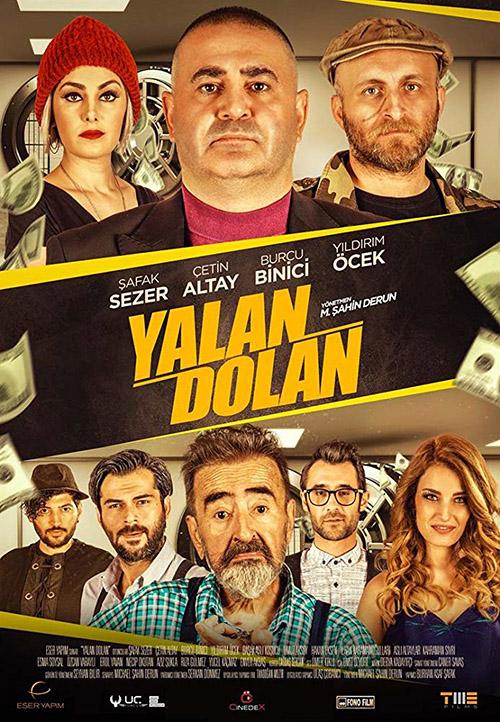 Yalan Dolan | 2019 | Yerli Film | WEB-DL | XviD | m720p - m1080p | WEB-DL | Tek Link