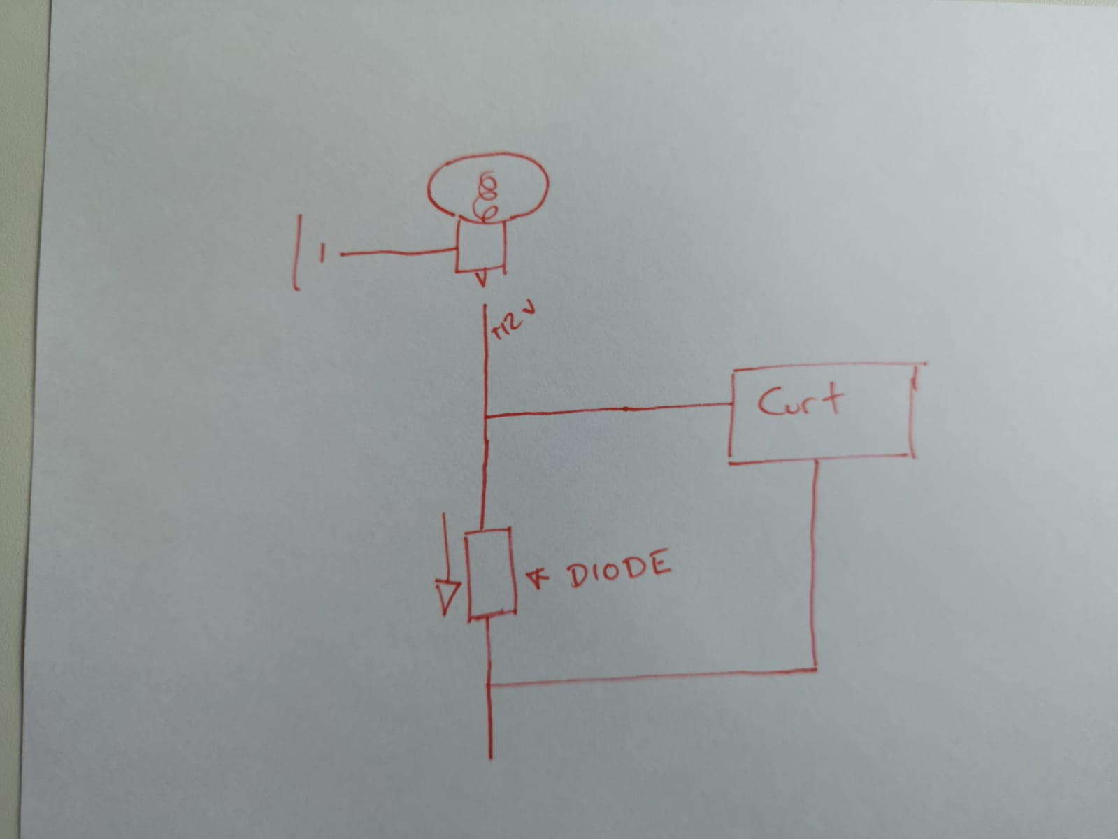 Eliminating Sequential Tail Lights without Bulb-Out Error -- posted image.