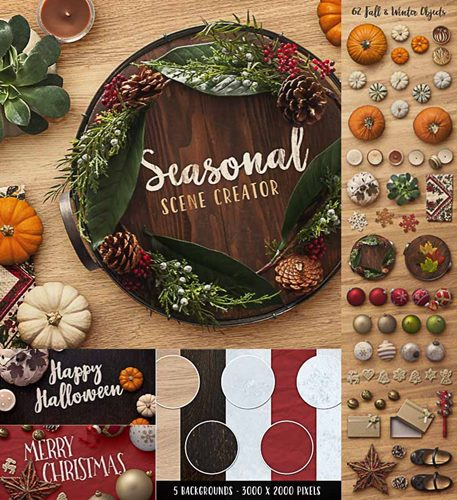 Seasonal Scene Creator