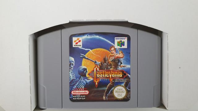 [VDS] Date limite 6 février: jolis Jeux Megadrive et Nintendo (Game Boy, Nintendo 64, ...) N64-castlevania-03
