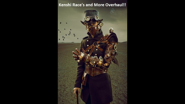 Kenshi Race's and More Overhaul / Восстановление рас и новые предметы