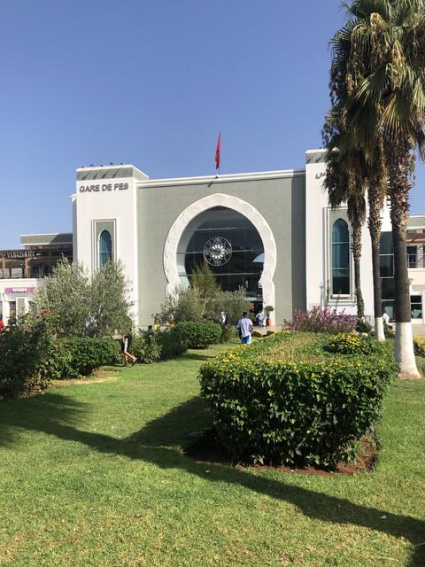 La stazione di Fez