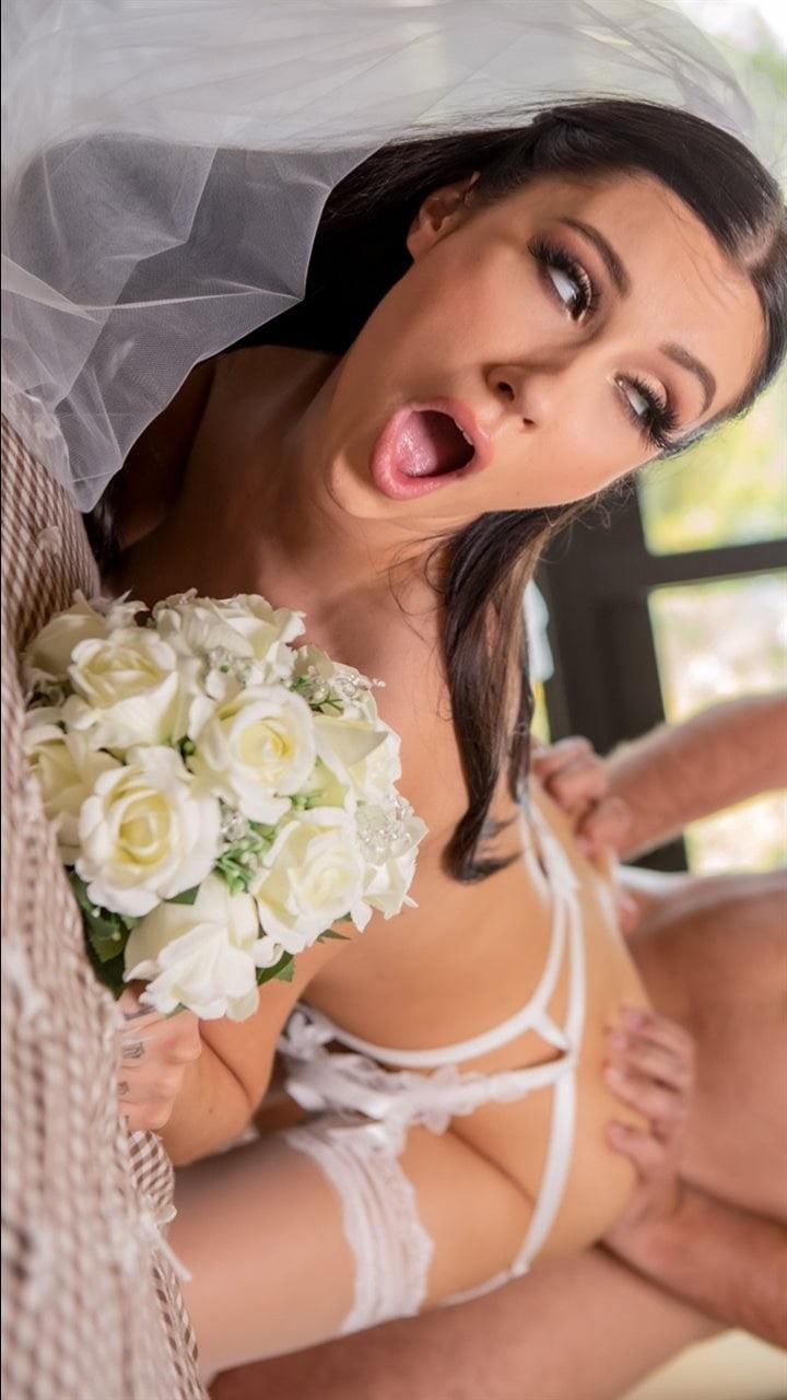 18+ Runaway Bride Needs Dick (2021) Beazzers New English XXX 720p HDRip Download