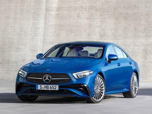 2018 - [Mercedes] CLS III  - Page 7 45-DB9848-3-B86-4-DA9-805-B-B0-D95-A7-AE057