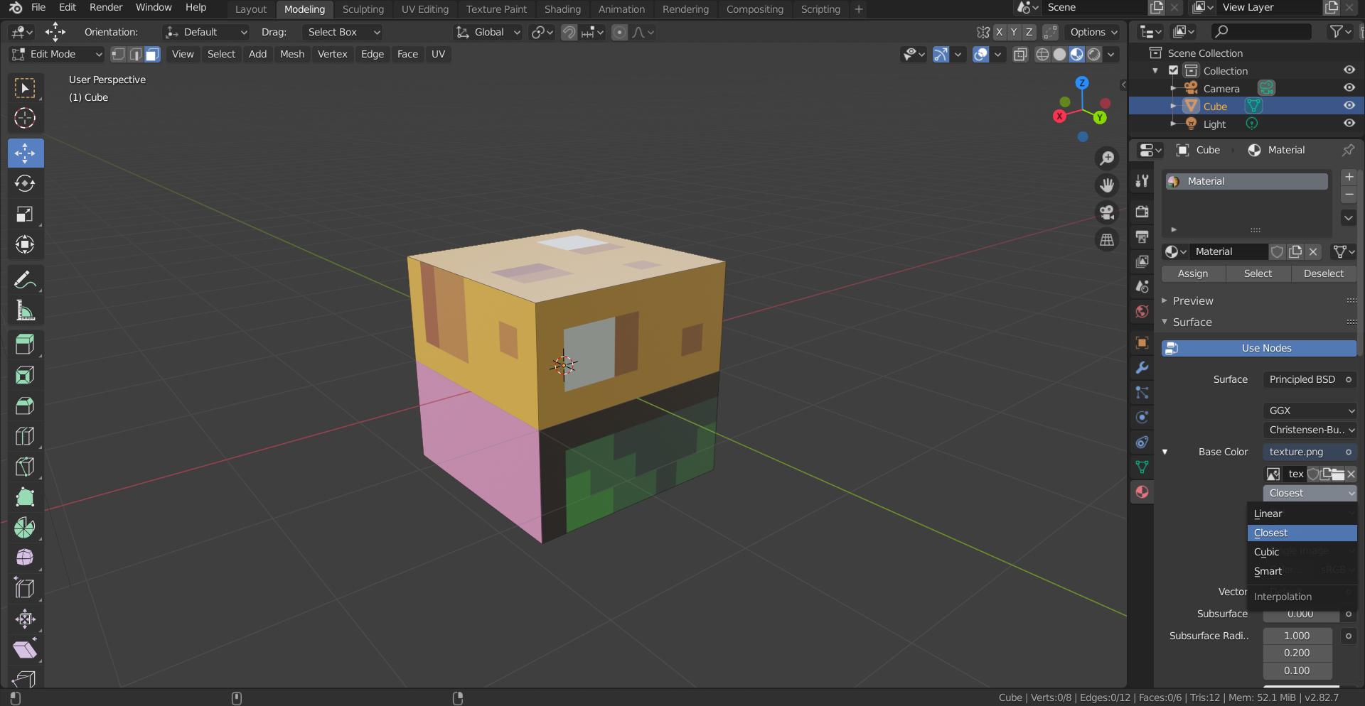[TUTORIAL][3D] Como Fazer Alguma Coisa no Blender 10