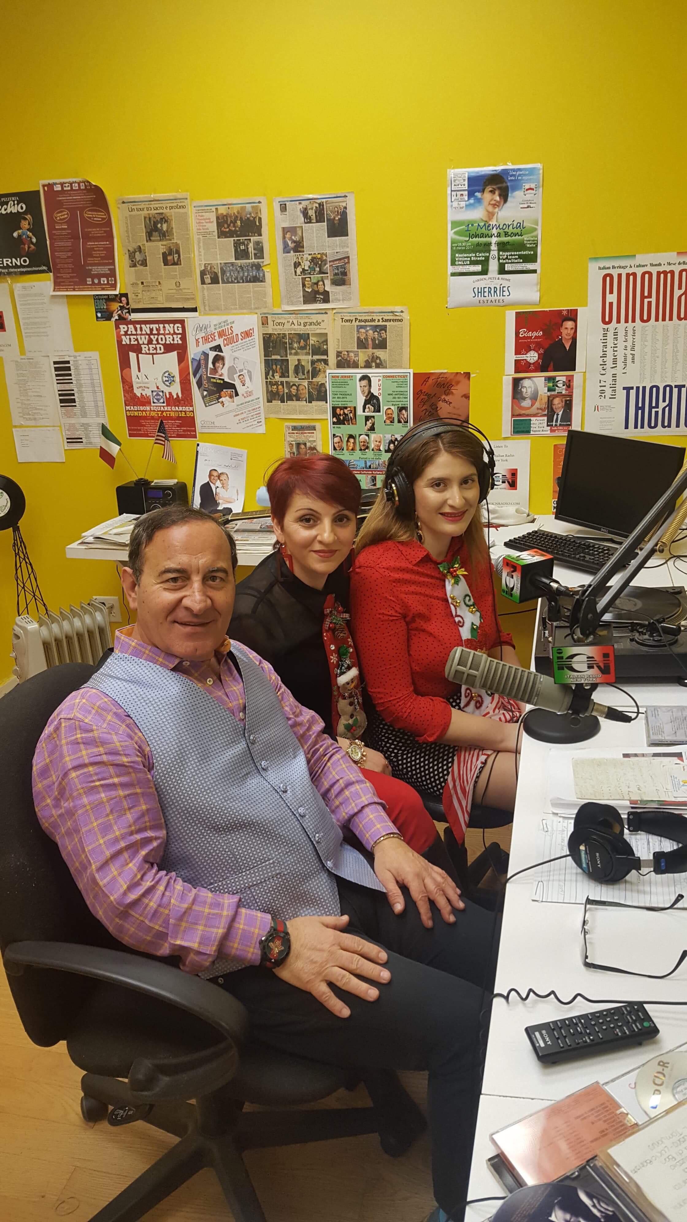 ქართული დილა იტალიურ რადიოში