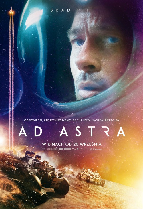 Ad Astra (2019) PL.BRRip.XviD-NINE / Lektor PL