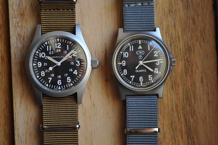 Relógios Militares — Sempre às ordens - Página 10 CWC-Khaki