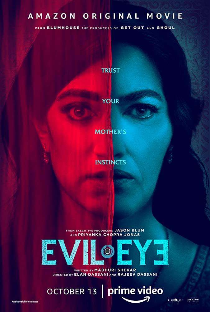 Evil Eye 2020 Hindi ORG Dual Audio 720p AMZN HDRip ESubs 700MB | 300MB Download