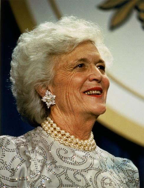 Barbara-Bush-portrait