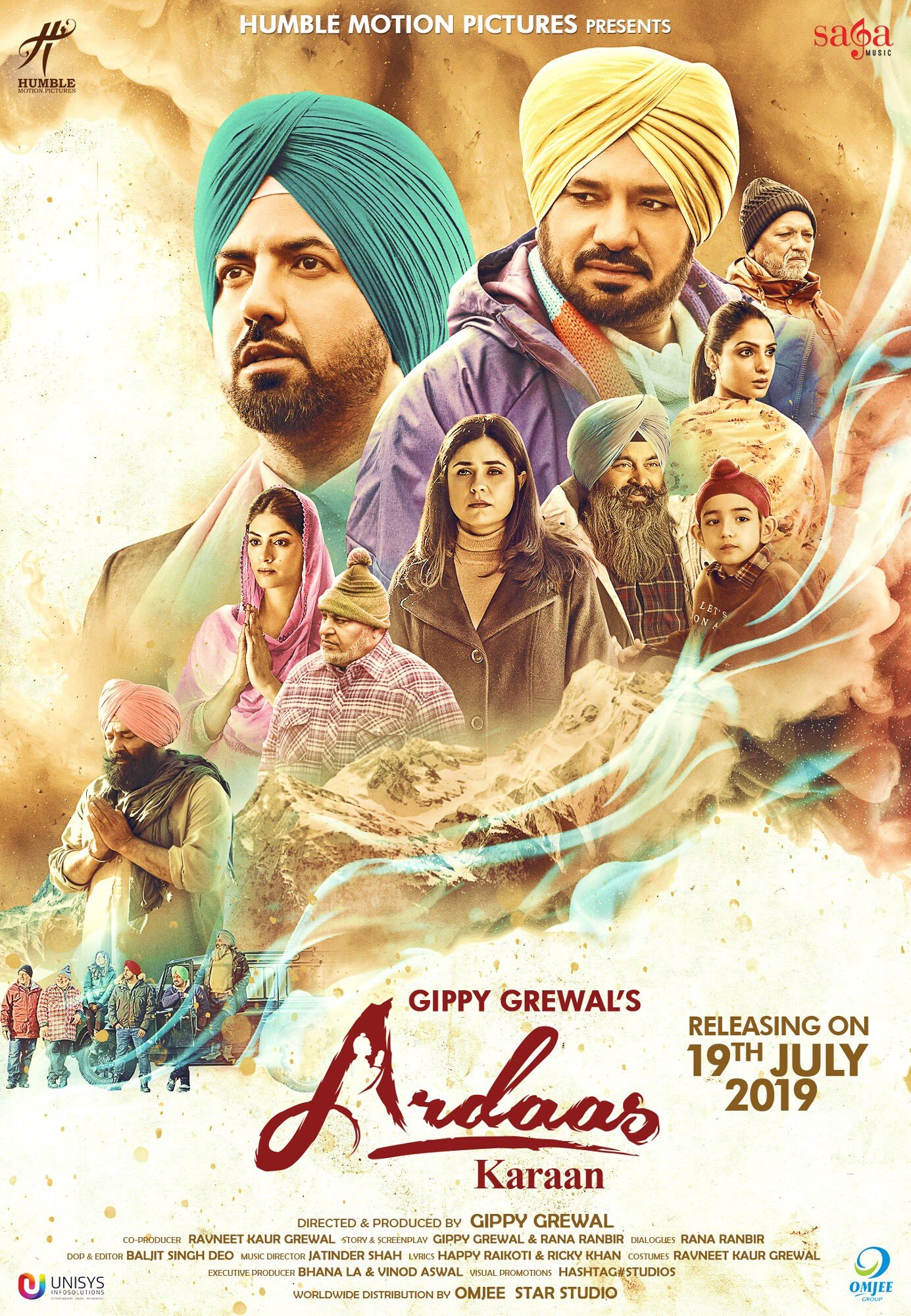 Ardaas Karaan (2019) Punjabi 1080p WEB-DL AVC DDP5.1-DUS.Exclusive