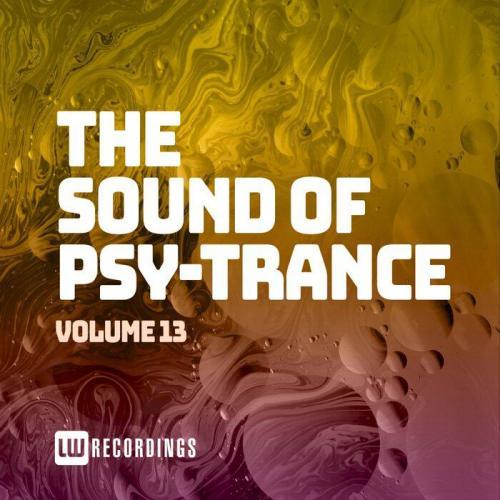 VA - The Sound Of Psy-Trance, Vol. 13 (2021)
