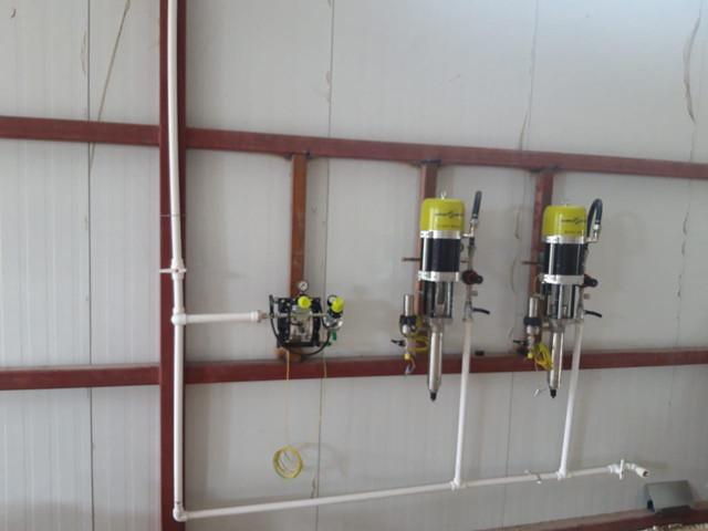 установка оборудования в Атырау