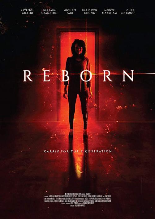Wróciłam zza grobu - Reborn (2018) PL720p.WEB-DL.XviD.AC3-H1 / Lektor PL