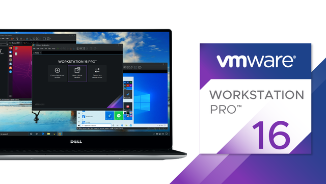 VMware Workstation Pro 16.0.0 Build 16894299 (x64) + Keys