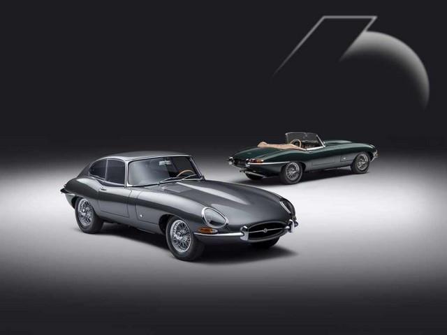 """Jaguar Classic Dévoile La Type """"60 Collection"""" : Homage Au 60e Anniversaire De La Sportive Légendaire E-TYPE-Twin-01-1"""