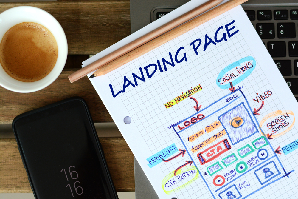 Account with Premium Landing Page Builder