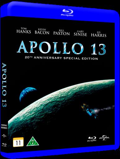 Apollo 13 (1995) x Extras x265 10 Bits 1080p