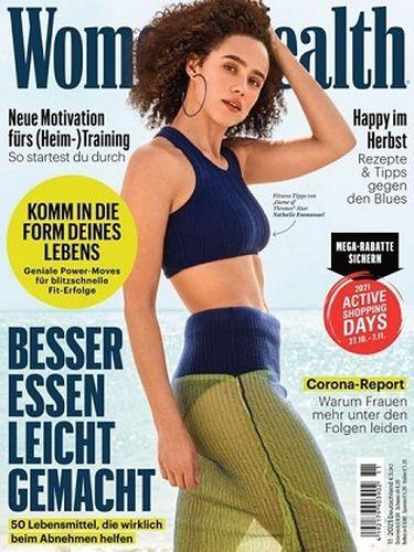 Cover: Womens Health Magazin November No 11 2021