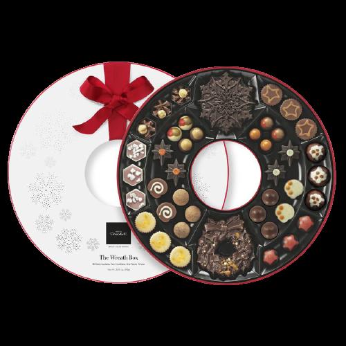 Hotel Chocolat Christmas Wreath