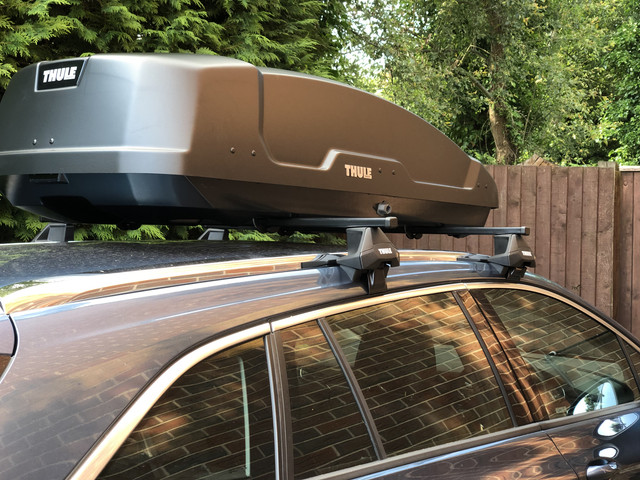 Roof Bars Vauxhall Astra K Forums