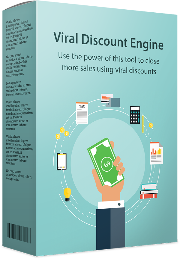 Viral Discount Engine Whitelabel