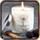 Ароматическая свеча|Пламя любви священно... Не гаси огонь в своем сердце, жрица!