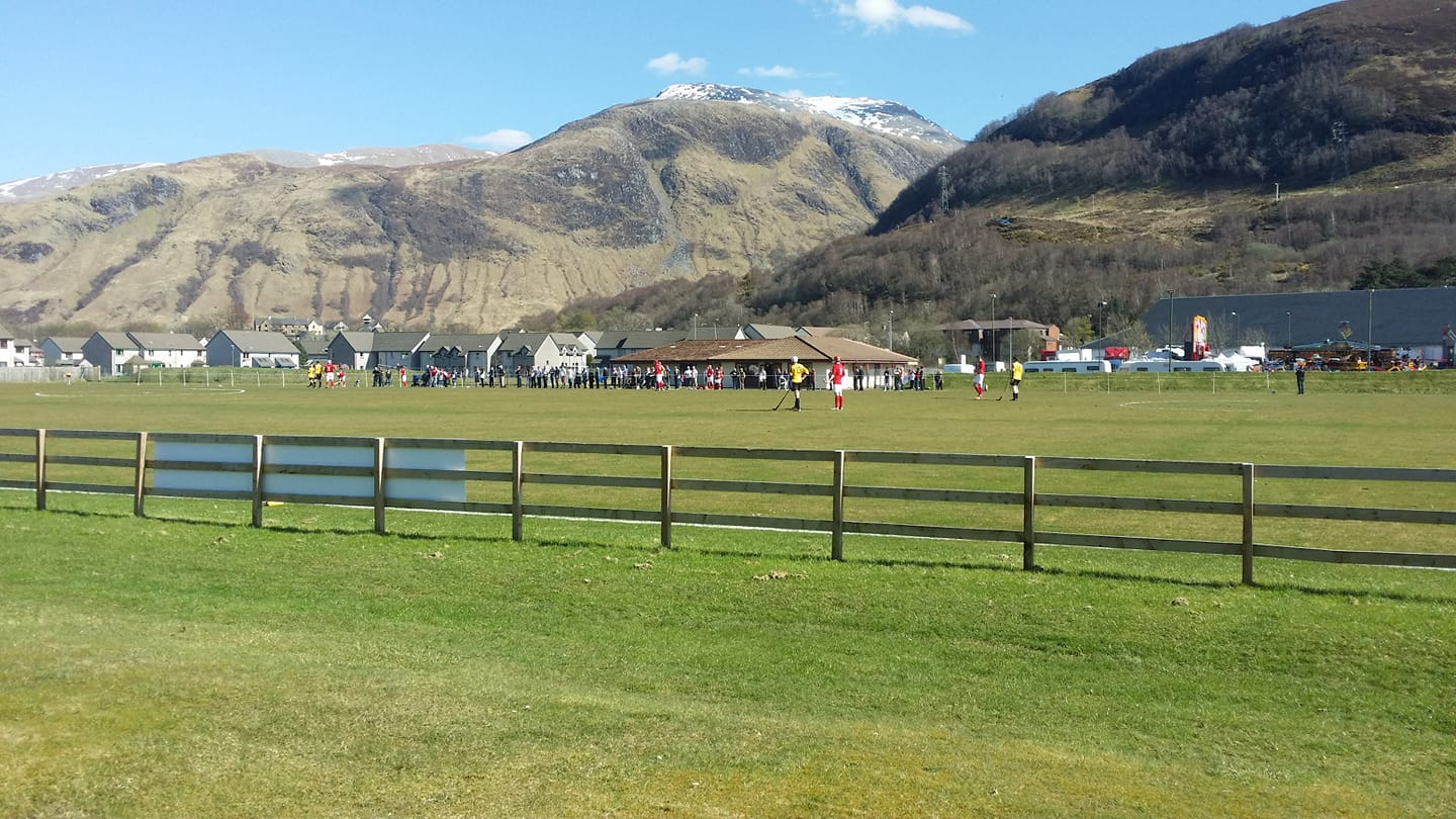 An-Aird Shinty Pitch Fort Willian
