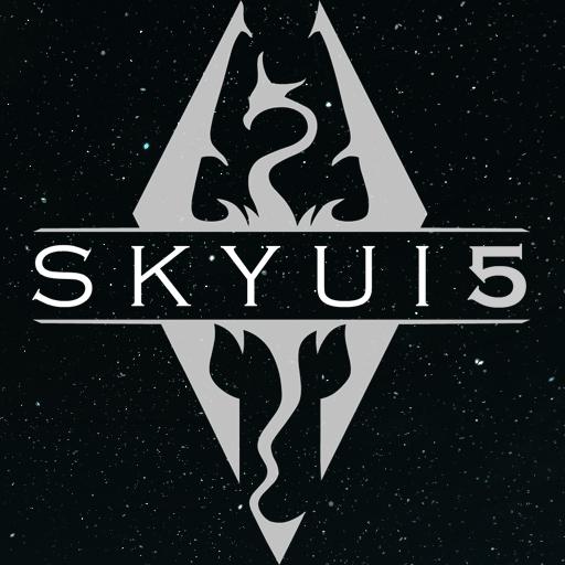 Скачать SkyUI
