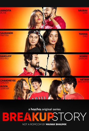 Break Up Story (2020) Hindi 720p S01 Complete HoiChoi Hindi 720p HDRip Esubs DL