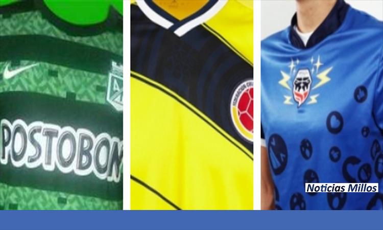 Camisetas feas fútbol