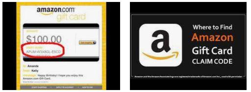 Amazon-Claim-Code