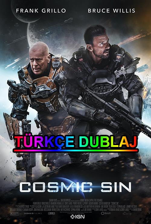 Cosmic Sin | 2021 | WEB-DL | XviD | Türkçe Dublaj | m720p - m1080p | WEB-DL | Tek Link