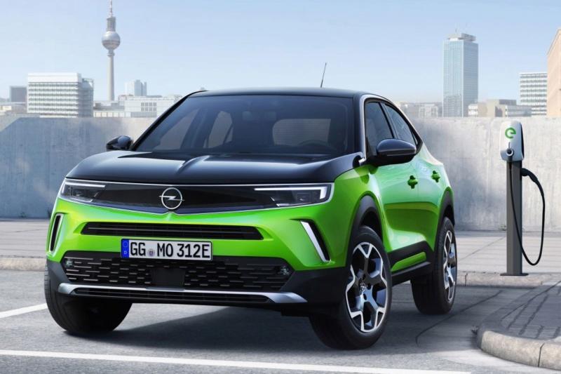 Opel Mokka II (2020) 63