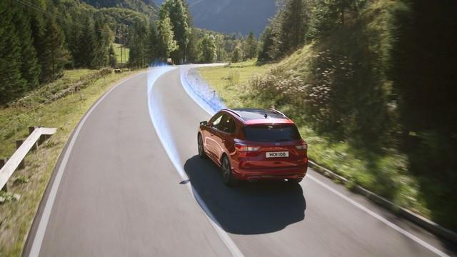 Le nouveau SUV Ford Kuga en tête du tout premier classement Euro NCAP dédié aux aides à la conduite FORD-KUGA-2020-CO-PILOT-02