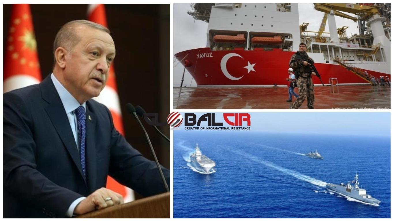 BRODU 'ORUČ REIS' PRIDRUŽIO SE 'DŽINGIS KAN'! Nove tenzije na pomolu: Turska produžila sporna istraživanja u Mediteranu!