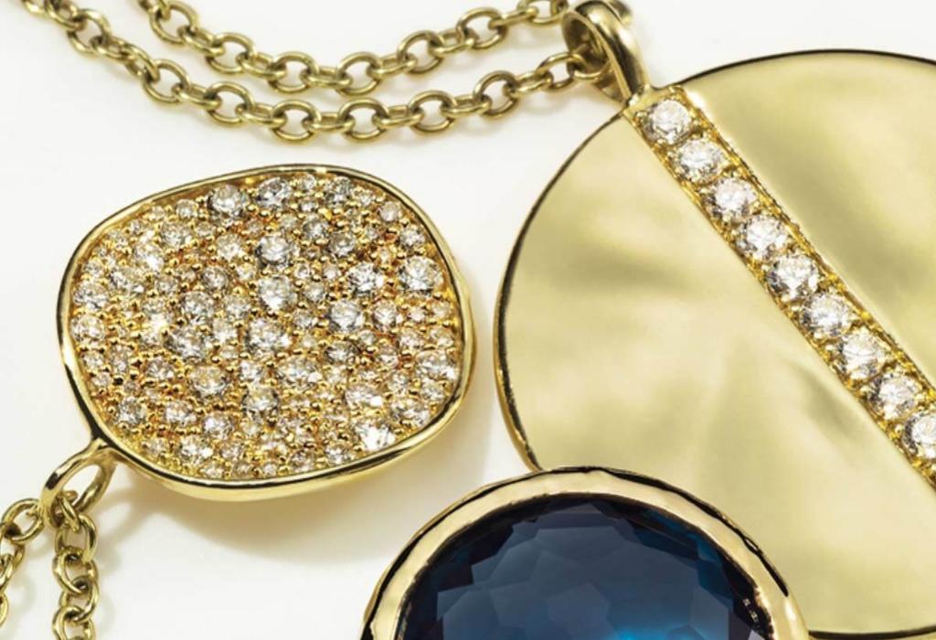 Designer Women's Tote Necklaces