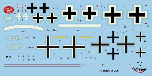 Mirage-481405-Halberstadt-CLII-Cracow-Decals