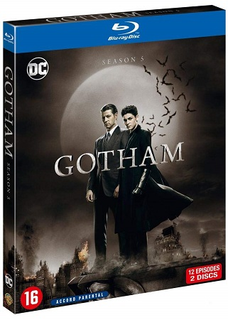 Gotham - Stagione 5 (2016) [2-Full Bluray] AVC DD 2.0 iTA DD 5.1 GER DTS-HD ENG