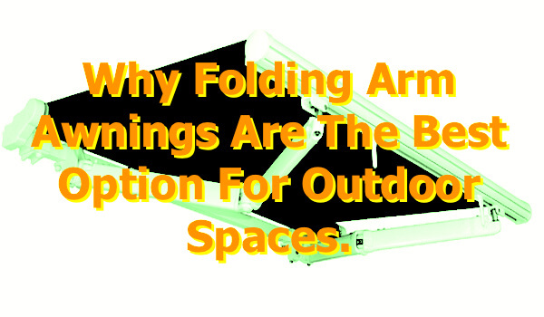 folding arm awnings cover image