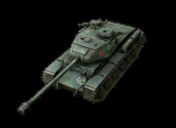 Премиум танк Гром World of Tanks Blitz