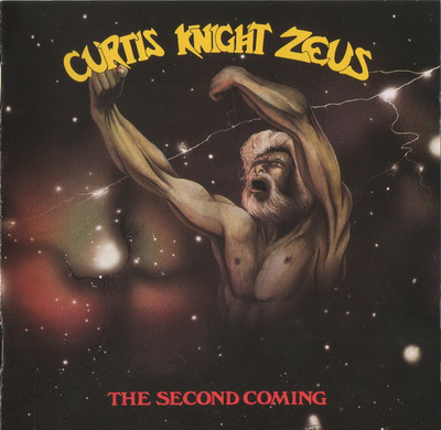 Curtis Knight Zeus - The Second Coming ( 1974) MP3, 320 kbps