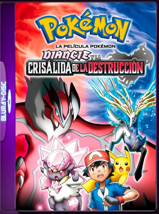 Pokémon: Diancie y la crisálida de la destrucción (2014) 60fps LAT-JAP (GoogleDrive) OROCHIMARU69