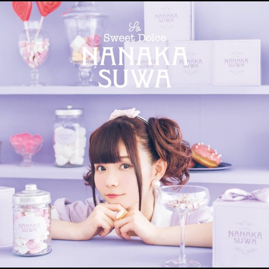 [Album] Nanaka Suwa – So Sweet Dolce